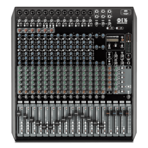 Mixers RCF E series