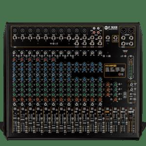 F XR mixers